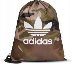 dba4d0f79faaa Worek na buty torba plecak adidas camo moro DV2475 Allegro