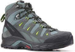 Buty trekkingowe Salomon Salewa Quest Prime Gtx 404674 32 Zielony Ceny i opinie Ceneo.pl