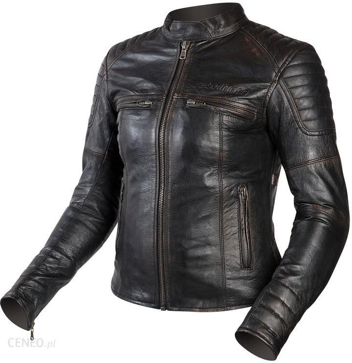 dff71248a7559 Odzież motocyklowa Kurtka skórzana REBELHORN HUNTER LADY XS - Opinie ...