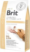 Brit Veterinary Diet Hepatic Egg&Pea 2kg