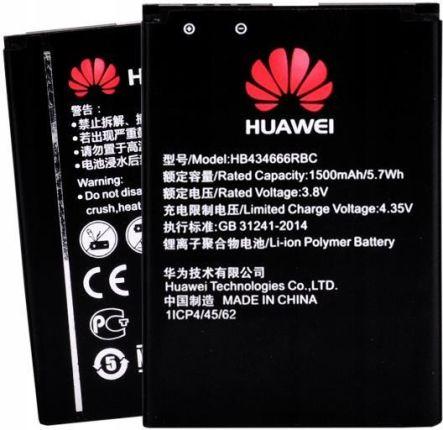 Bateria Huawei Bateria Hb434666rbc 1500mah Li Pol Bulk Opinie I Ceny Na Ceneo Pl