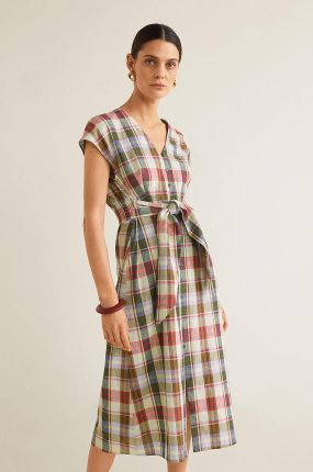 49291cc76b Sukienki z Lnu na Lato - oferty 2019 na Ceneo.pl