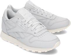 949f2b87 Reebok Classic Leather - Sneakersy Damskie - DV3763 - Szary