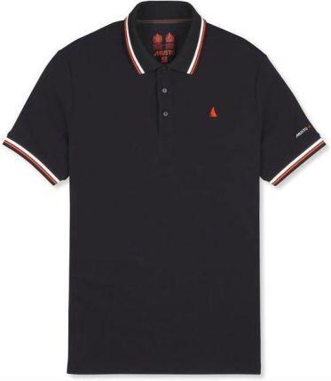 Musto Evolution Pro Lite SS Polo Black M - Ceny i opinie T-shirty i koszulki męskie AULB