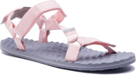 dadba4580f4ad Sandały THE NORTH FACE - Base Camp Switchback Sandal T92Y98C88 Pink  Salt/Meld Grey eobuwie