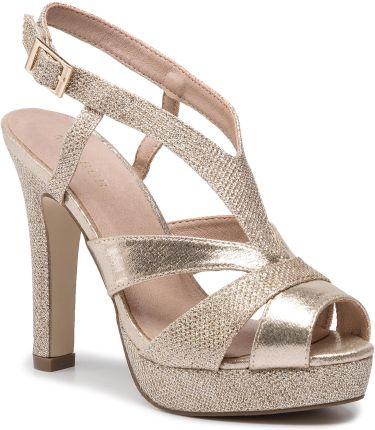 617fdd1b5d1e4 Sandały MICHAEL KORS - Catalina Sandal 40S8CAHA1D Soft Pink - Ceny i ...