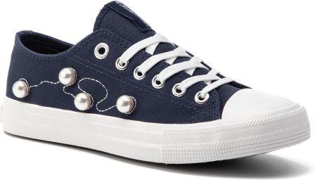 Tenisówki ctas ox 664199c blackracer pinkgnarly blue, Converse, 37 38