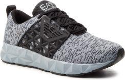 78a75c4b2 Sneakersy EA7 EMPORIO ARMANI - X8X017 XK059 L008 Black/Dark Grey eobuwie