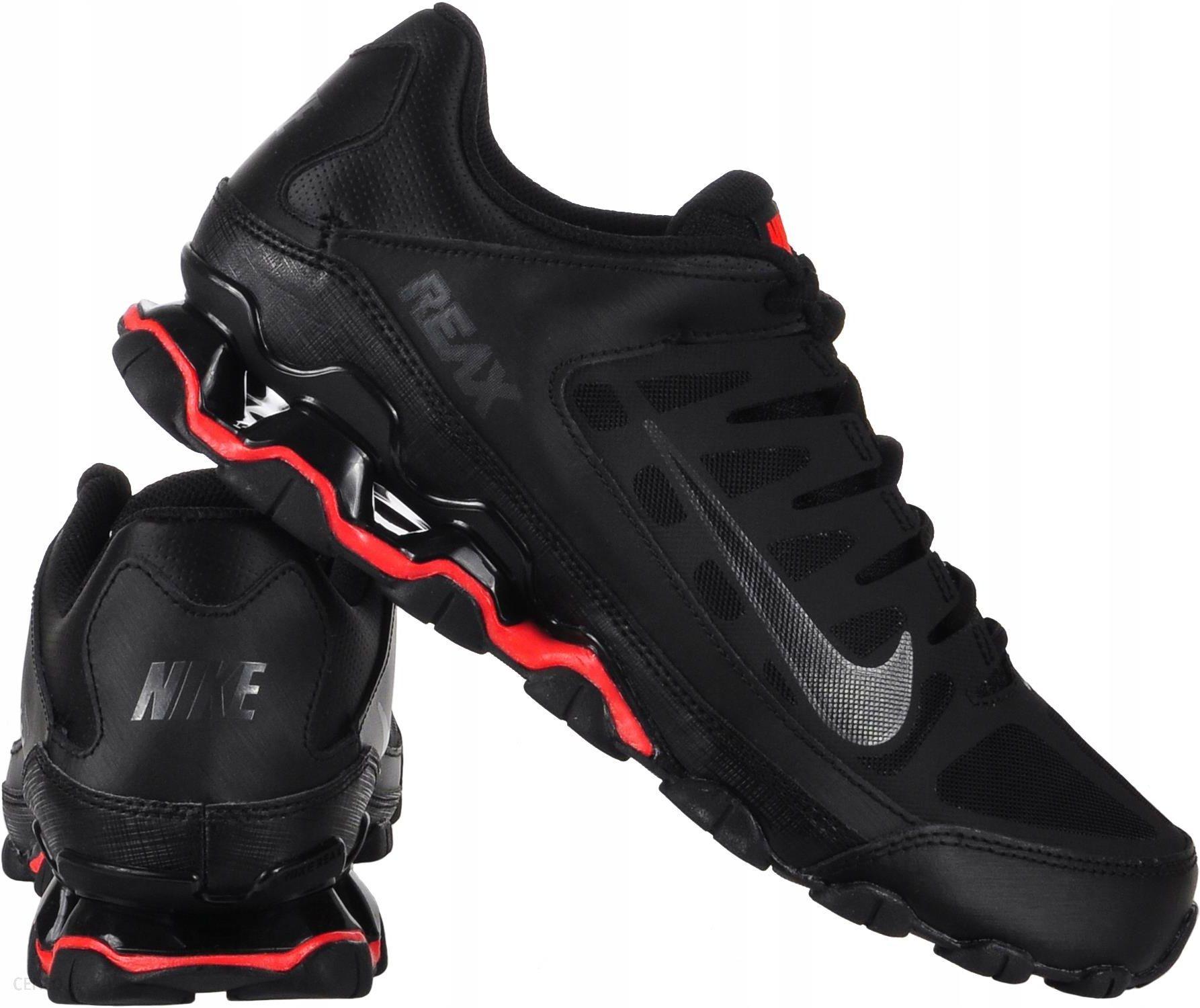 46b1685a Nike Reax Mesh 8 Tr Buty Męskie Shox Czarne r.47 - Ceny i opinie ...