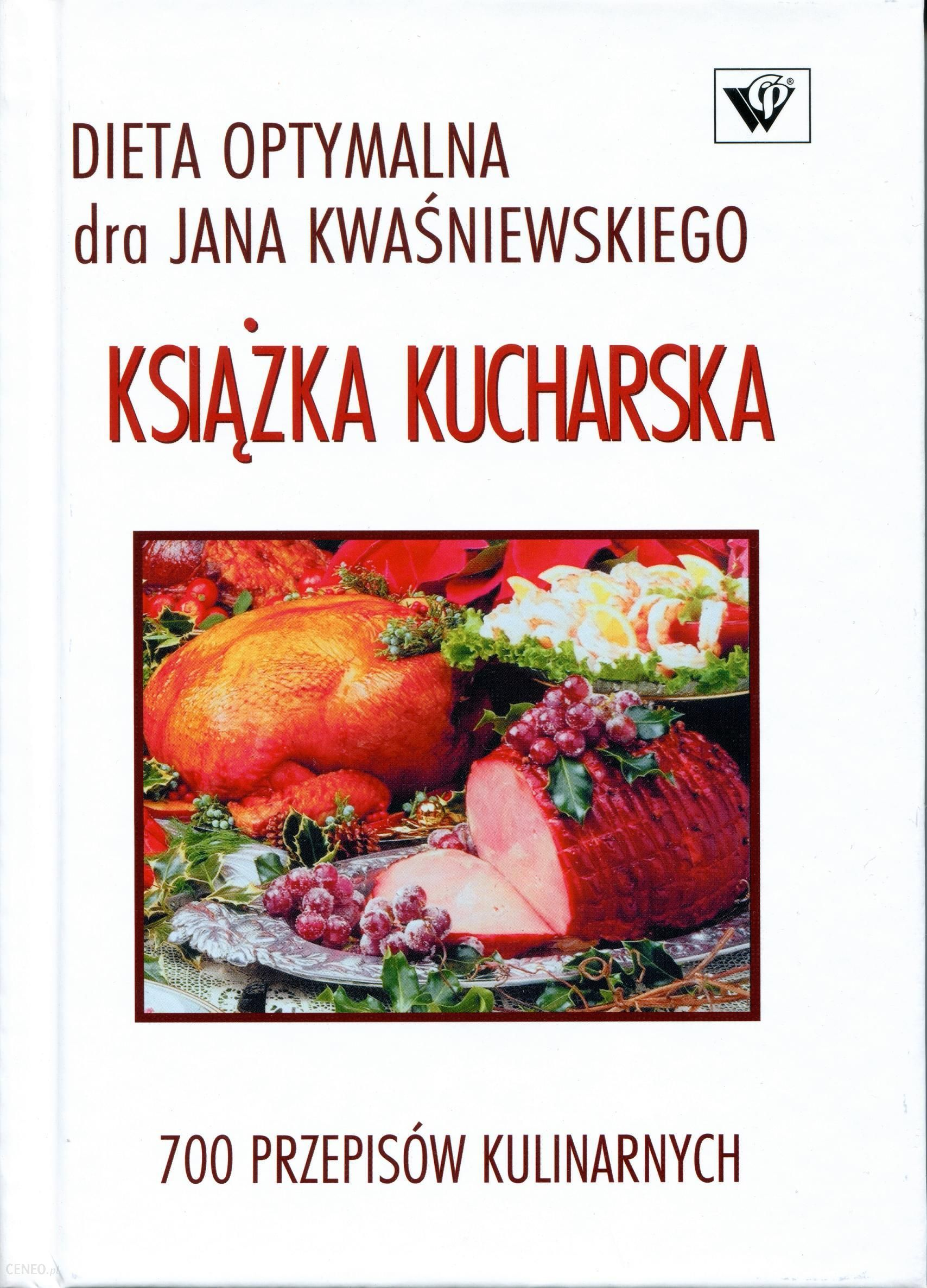 Dieta Optymalna Ksiazka Kucharska Ceny I Opinie Ceneo Pl