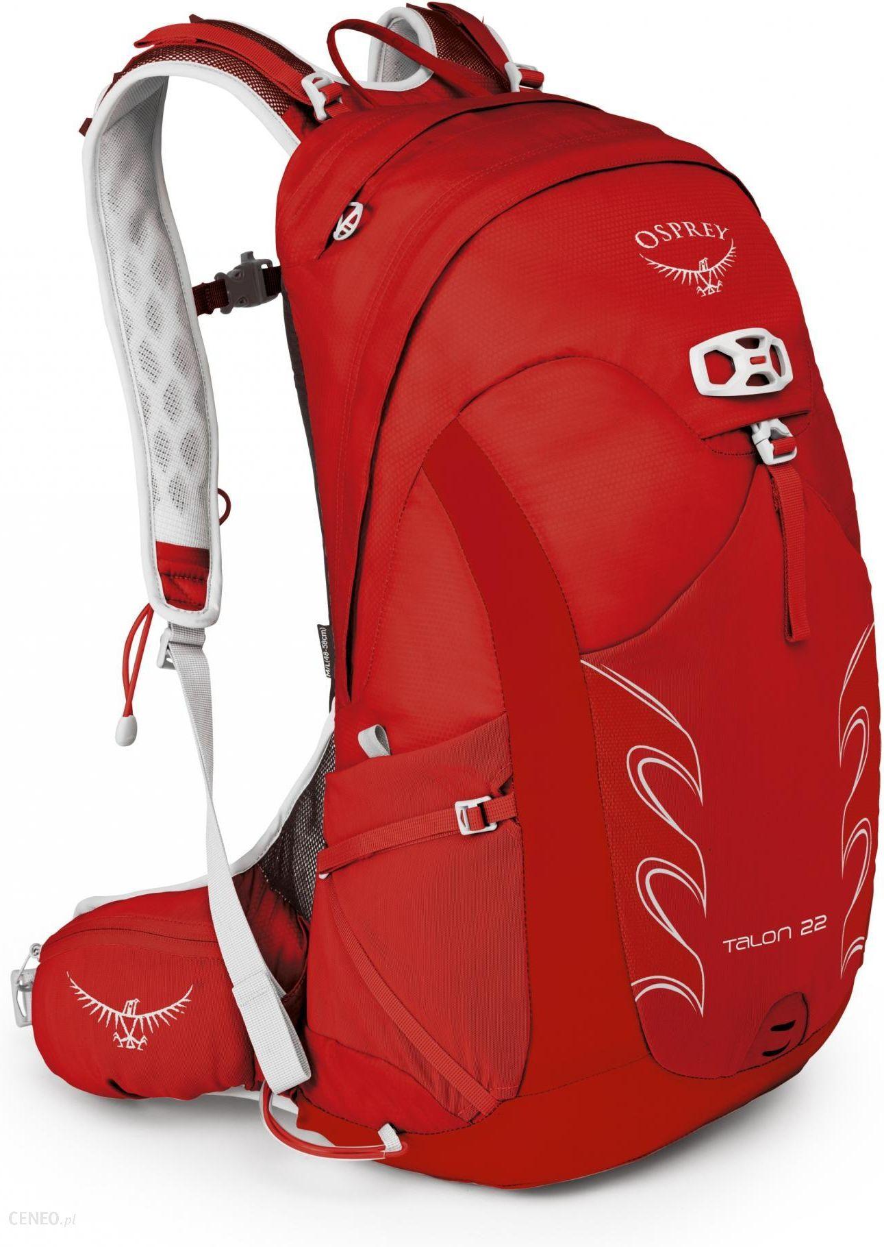 Plecak Osprey Talon 22 Ii Martian Red Ceny i opinie Ceneo.pl