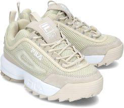 32c43fbd Fila - Sneakersy Damskie - 1010607.00Y - Beżowy