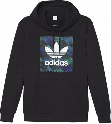 Bluza adidas Sports Essentials Linear FZ Hood B M B49907