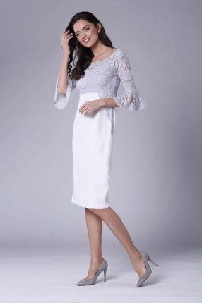 bd24e60b76 Koszulowa sukienka typu szmizjerka L Niebieski - Ceny i opinie ...