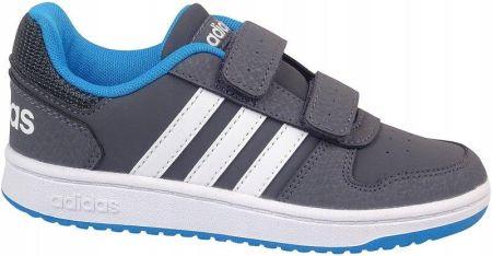 Adidas Hoops 2.0 Cmf F35893 Buty Dziecięce Rzepy Ceny i