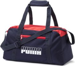 bba78097b95df Torba Puma Plus Sports Bag II granatowa 076063 04