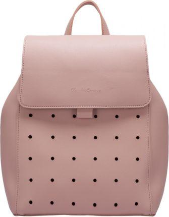 40f27ed5a4b2a Claudia Canova damski plecak różowy