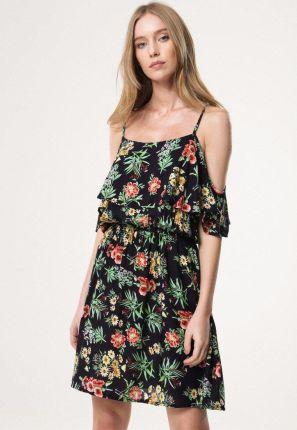 bc6b36e6a6 Podobne produkty do numoco 56-1 Sukienka sportowa - NEON Różowa S.  Granatowa Sukienka Incline born2be
