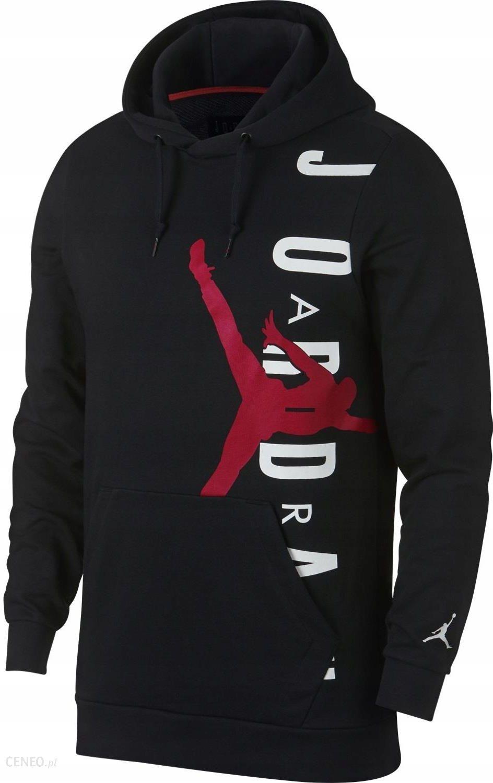 tani styl mody nowe przyloty M Bluza Nike Jordan Jumpman AO0446-010 Czarna