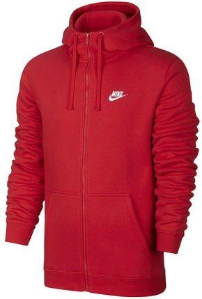 nike team club fullzip hoody jacket bluza 01