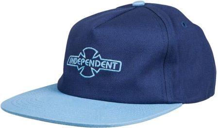 f7a0d437f czapka z daszkiem INDEPENDENT - O.G.B.C Emb Cap Navy/Carolina Blue  (NAVY-CAROLINA