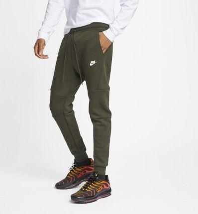 Męskie spodnie typu jogger Nike Sportswear Air Max Biel Ceny i opinie Ceneo.pl