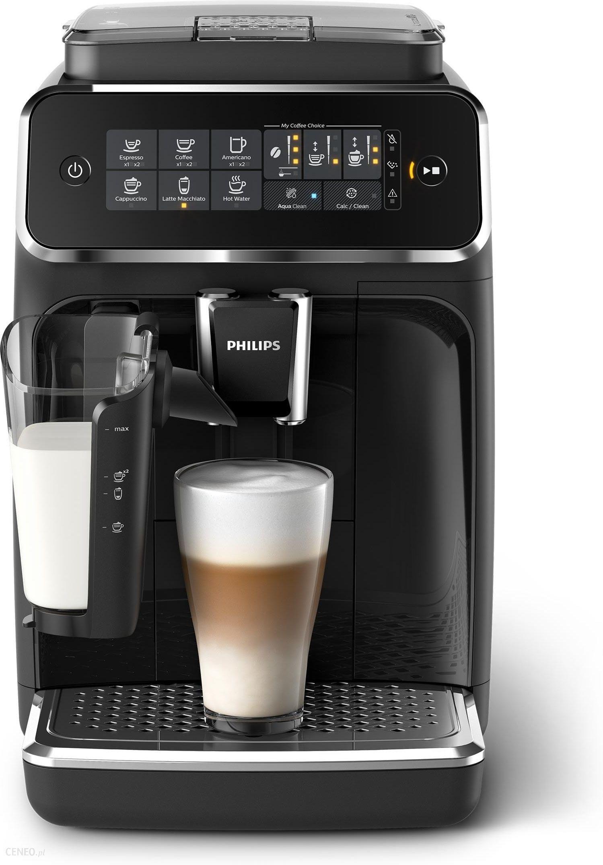 Philips 3200 LatteGo Premium EP3241/50 czarny