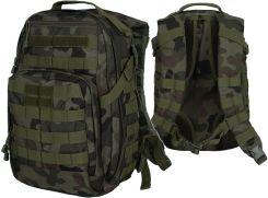 59c179060609a GFC Plecak Taktyczny Wojskowy EDC 25 wz.93 Leśny