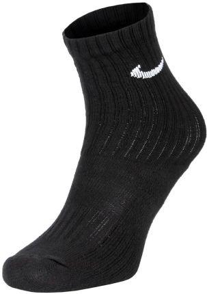 aadae758f95b4a Podobne produkty do Stopki męskie SOXO czarne w białe paski. Skarpety Nike  3 pary sx4508 001 rozm. 46-50