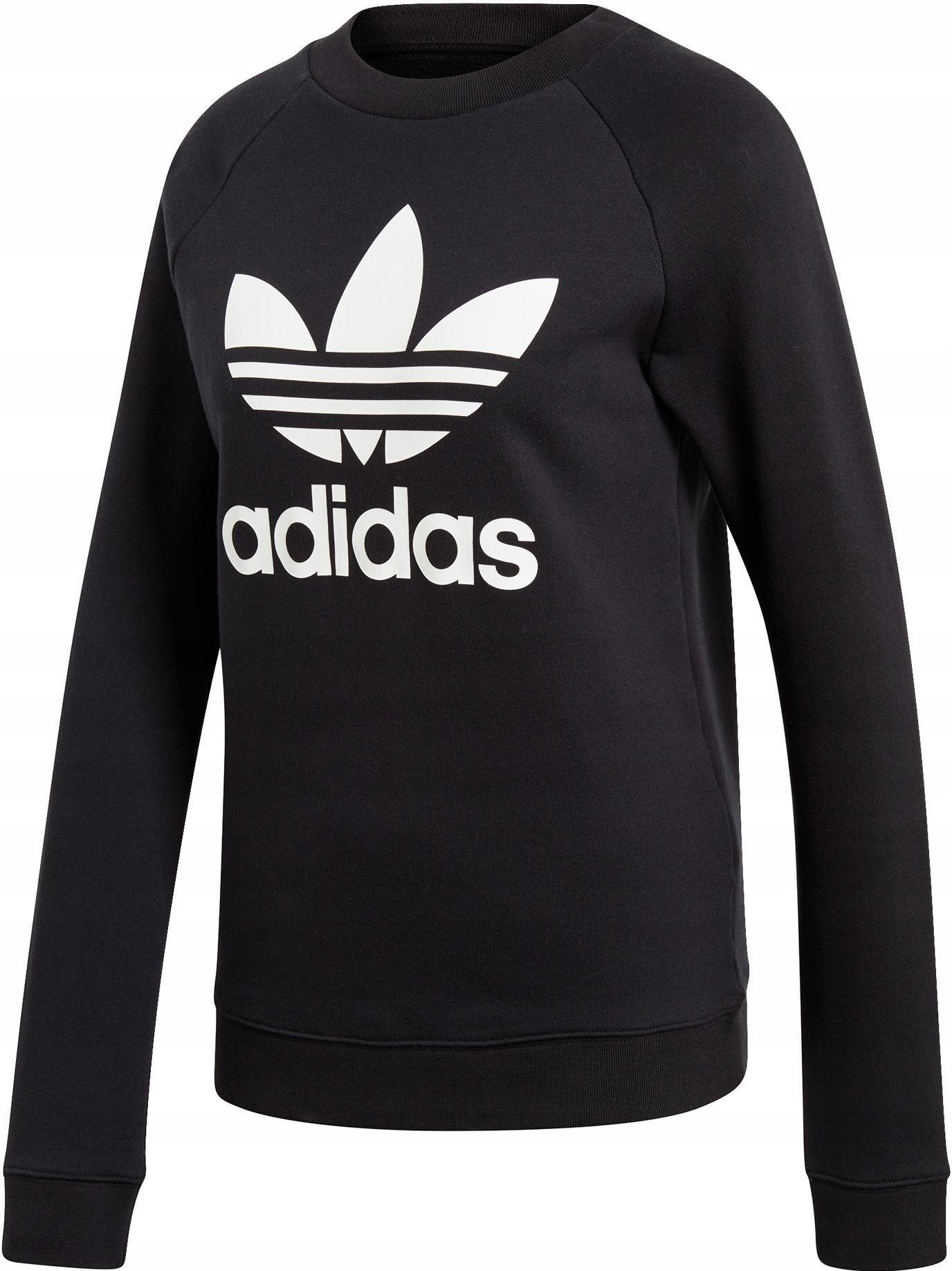 adidas originals bluza czarna