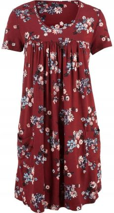 5ee4543af69f Oasis BIRD V NECK DRAPE SLEEVE TEA DRESS Sukienka letnia multi blue ...