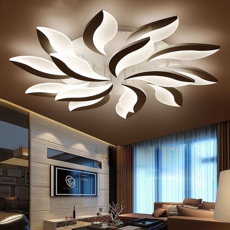 lampy akrylowe sufitowe