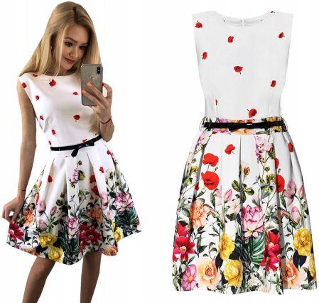 b3223233bb Sukienki Odcinane Pod Biustem - oferty i opinie - Ceneo.pl