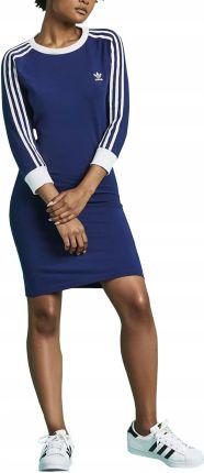 63d979516f Sukienka adidas 3-Stripes DV2609 38 Allegro