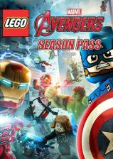 Lego: Marvel'S Avengers Season Pass Dlc (Digital)