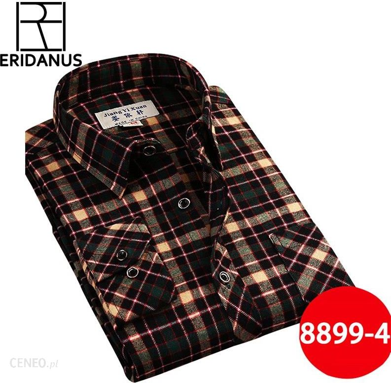 Nowa Wiosna Męskie Koszule Moda Z Długim Rękawem Marki