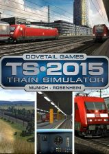 Train Simulator Munich Rosenheim Route Add On Dlc (Digital)