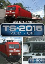 Train Simulator Db Br 145 Loco Add On Dlc (Digital)