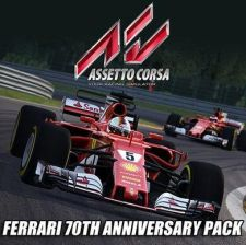 Assetto Corsa Ferrari 70Th Anniversary Pack Dlc (Digital)