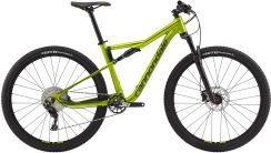 Cannondale Scalpel-Si 6 Acid Green Black Pearl Gloss 29