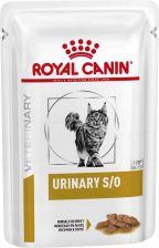 Royal Canin Veterinary Diet Urinary S/O Chicken w sosie Wet 85G