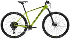 Cannondale F-Si Carbon 5 Acid Green Green Clay and Vulcan 29