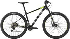 Cannondale Trail 2 Jet Black Fine Silver and Volt 29