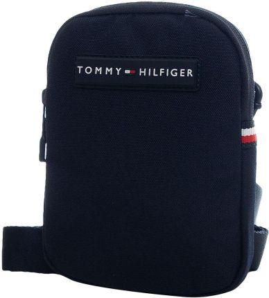 ce1d32447290d Torebka TOMMY HILFIGER - City Leather Saddlebag Corp AW0AW04322 413 ...