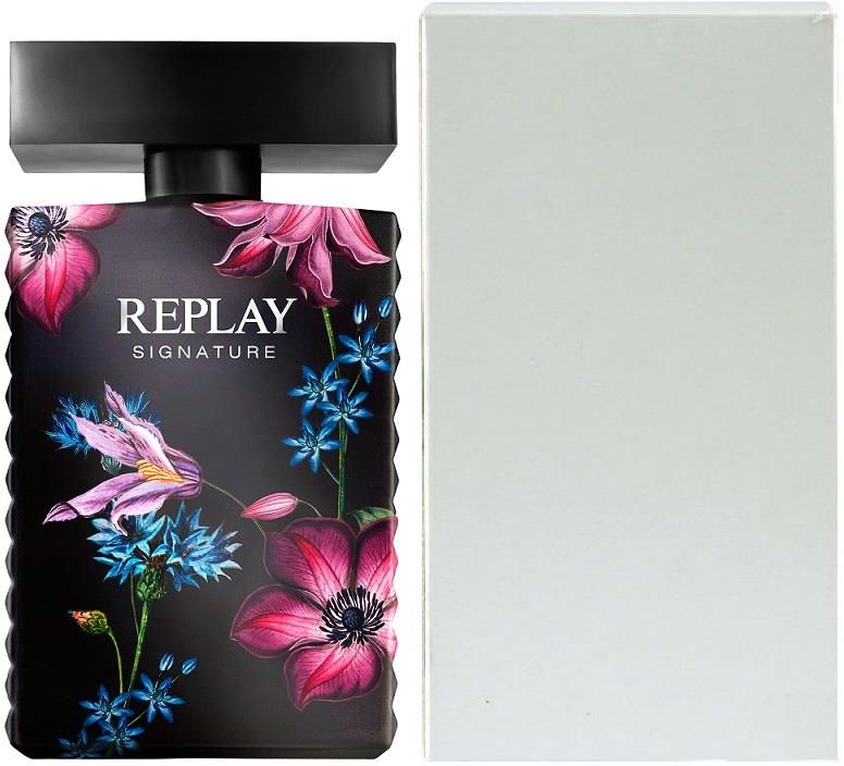 REPLAY Signature woda perfumowana 50ml Ceneo.pl