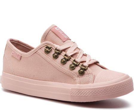 Trampki damskie Big Star białe buty EE274311 36 Ceny i