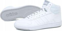 Buty Adidas Hoops 2.0 MID F34813 Białe R. 46 Ceny i opinie Ceneo.pl