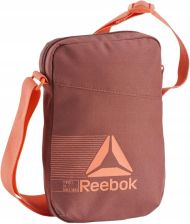 Saszetka Reebok Style Foundation niebieska sportowa na ramię