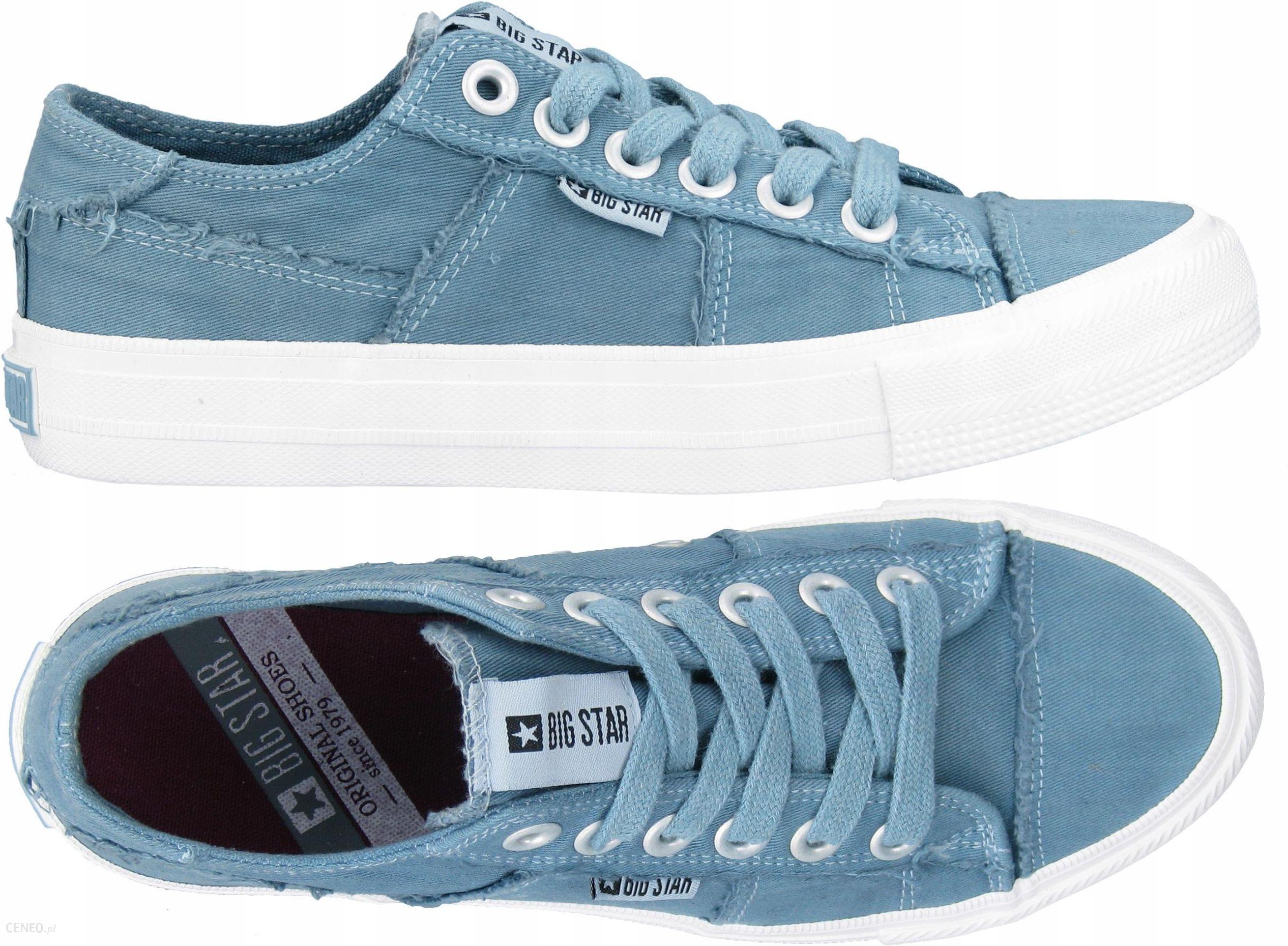 Trampki damskie buty Big Star DD274445 40 Ceny i opinie Ceneo.pl
