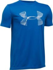 Under Armour Combo Ss T Niebieski 1290132907